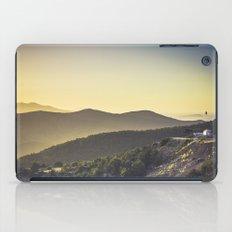 In solitude iPad Case