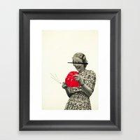 Jelly Addict Framed Art Print