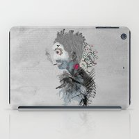 iPad Case featuring The sailor of the cities by gwenola de muralt