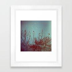 BLUTBAUM Framed Art Print