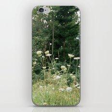 Wildflowers 1 iPhone & iPod Skin