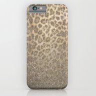 Shimmer (Golden Leopard … iPhone 6 Slim Case