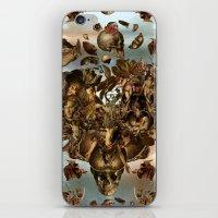 Sanctus iPhone & iPod Skin