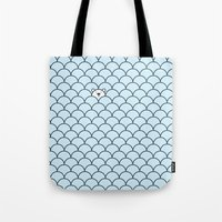 The Last Polar Bear Tote Bag