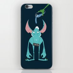 Don't get them wet... iPhone & iPod Skin