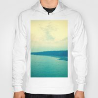 Dreams in Shades of Blue Hoody