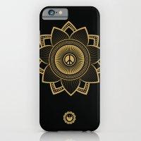 Peace Lotus iPhone 6 Slim Case