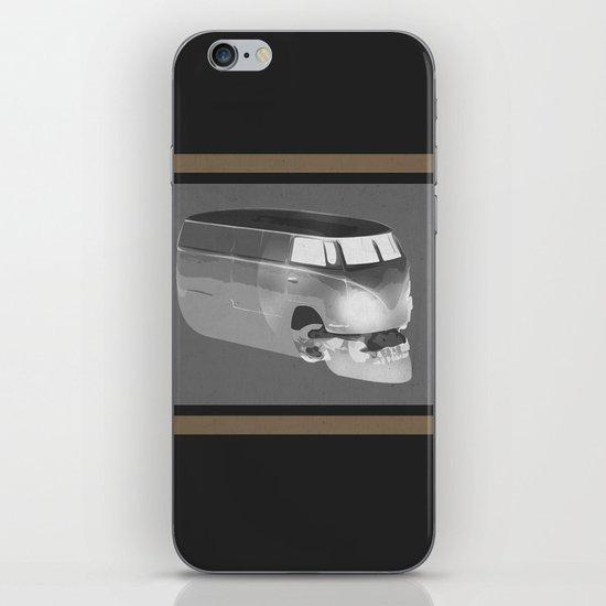 Skull Volkswagen iPhone & iPod Skin