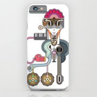 iPhone & iPod Case featuring Music Man by Robin Curtiss