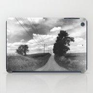 The Road Not Chosen iPad Case