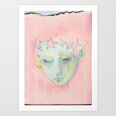 PALE FIRE Art Print