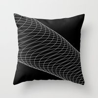 vlakno v.2 Throw Pillow