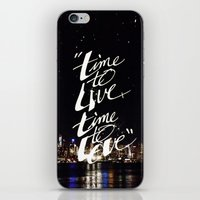 Bright Lights iPhone & iPod Skin