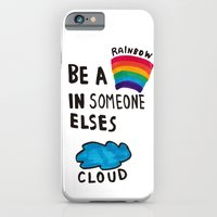 Be a Rainbow iPhone 6 Slim Case