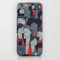 iPhone & iPod Case featuring The Warriors by Ale Giorgini