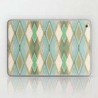 MCM Argyle Laptop & iPad Skin