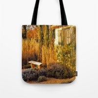 Le Jardin De Vincent Tote Bag