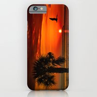 iPhone & iPod Case featuring Take me to the sun by LudaNayvelt