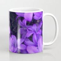 Violetta Blue Mug