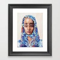 The Secret By Alex Garan… Framed Art Print
