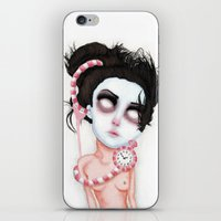 Endlessly Waiting  iPhone & iPod Skin