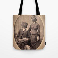 Vintage Muff Diving Tote Bag