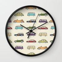 VWs Wall Clock