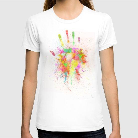 Artist Hand (1) T-shirt