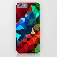 iPhone Cases featuring Geometric elements by Alex Zel