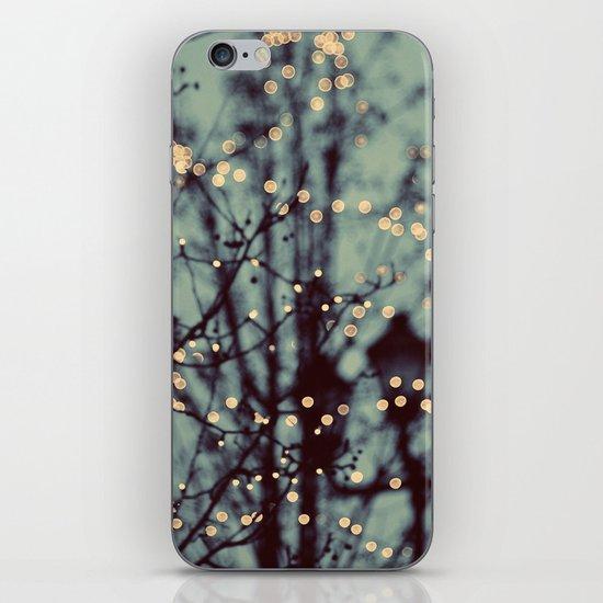 Winter Lights iPhone & iPod Skin