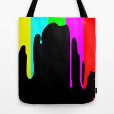 Colour Test Tote Bag