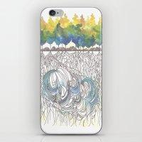 Rough Seas iPhone & iPod Skin