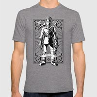 Legend Of Zelda - Epic L… Mens Fitted Tee Tri-Grey SMALL
