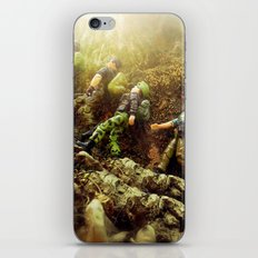 The March iPhone & iPod Skin