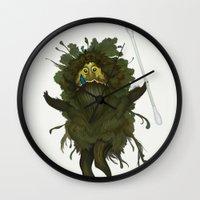 King Kawak Wall Clock
