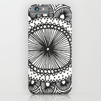 Mandala 1 iPhone 6 Slim Case