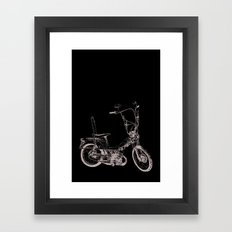 Macchina No.02 Ghetto Cruiser Framed Art Print