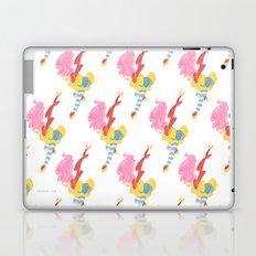 jump jump jump! jumping down! Laptop & iPad Skin