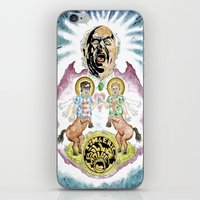Two Horses, Tim And Eric iPhone & iPod Skin
