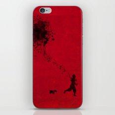 the pollock's way iPhone & iPod Skin