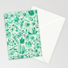 The Wonderful World of Succulents Stationery Cards