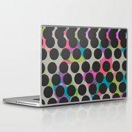 Rows II Laptop & iPad Skin