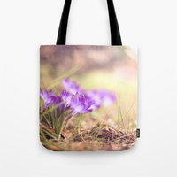 on the ground II Tote Bag