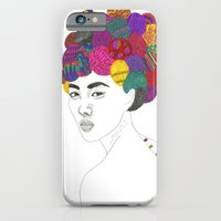 Fashion Illustration 3  iPhone 6 Slim Case