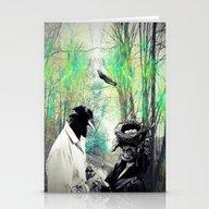 Birdman Stationery Cards