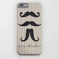 Nice Stache! iPhone 6 Slim Case