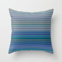nijanse Throw Pillow