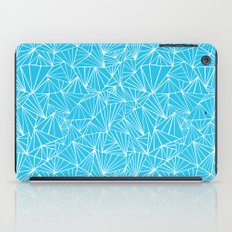 Ab Fan Electric Repeat iPad Case