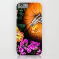 iPhone & iPod Case featuring Autumn Still Life by Nevermind the Camera