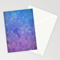 Map of the Stars Stationery Cards